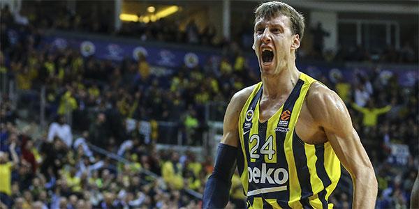Fenerbahçe Beko'da Vesely, Darüşşafaka maçının kadrosunda!