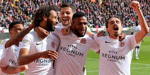 Antalyaspor, 7 maç aranın ardından kazandı!