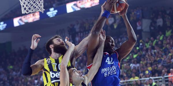 Euroleague'de Türk gecesi