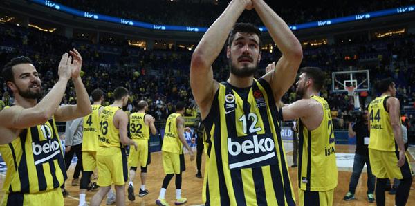 Fenerbahçe Beko'nun EuroLeague şampiyonluk oranı düşürüldü