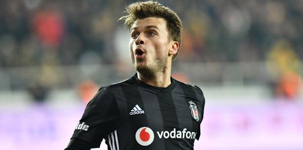 Beşiktaşlı Ljajic'e milli davet
