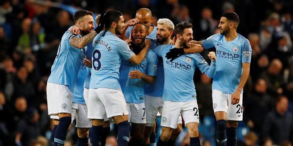 Sterling şov yaptı, Manchester City kazandı