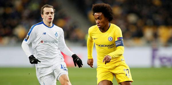 Dinamo Kiev - Chelsea: 0-5