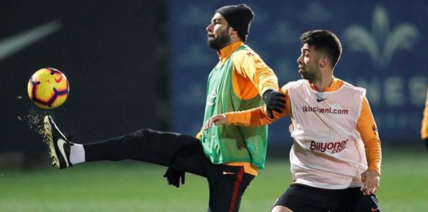 Galatasaray'da Yunus Akgün gelişmesi!