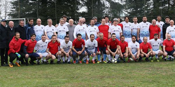 Trabzonspor, Tıp Bayramı etkinliğine katıldı