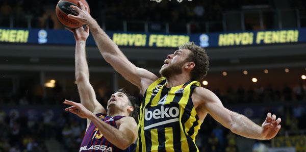 Fenerbahçe Beko, Barcelona'yı yıktı!