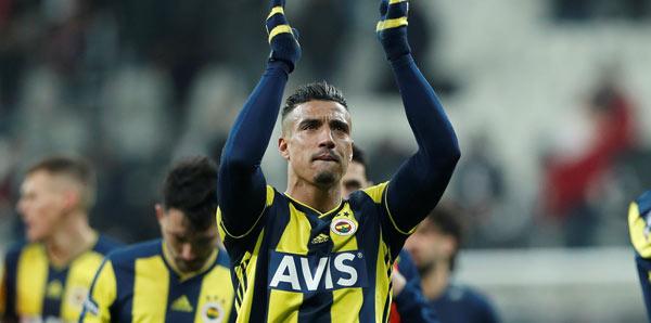 Fenerbahçe'de Nabil Dirar şoku!