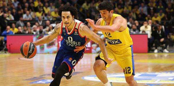 Maccabi FOX - Anadolu Efes: 71-79