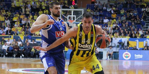 Fenerbahçe Beko durdurulamıyor!