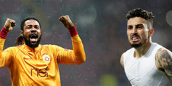 Luyindama'nın bonservisi Alex Telles'ten!