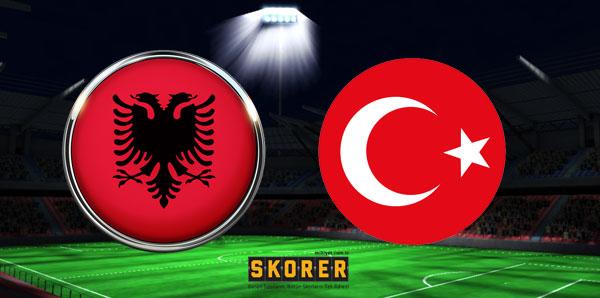 Arnavutluk - Türkiye (CANLI)