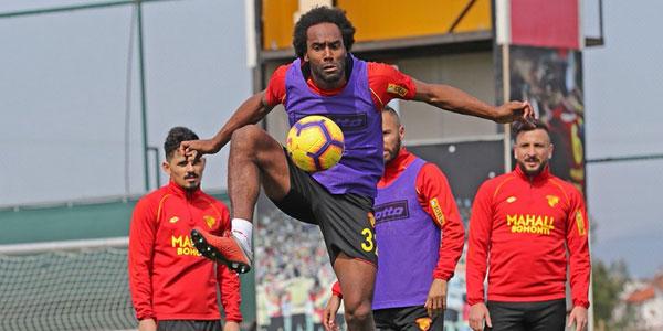 Göztepe ile Altınordu özel maçta karşılaşacak
