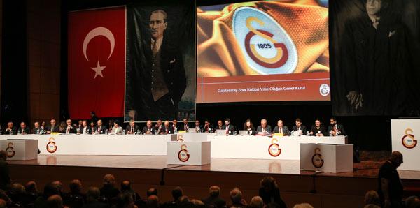 Galatasaray'da suç duyurusu!