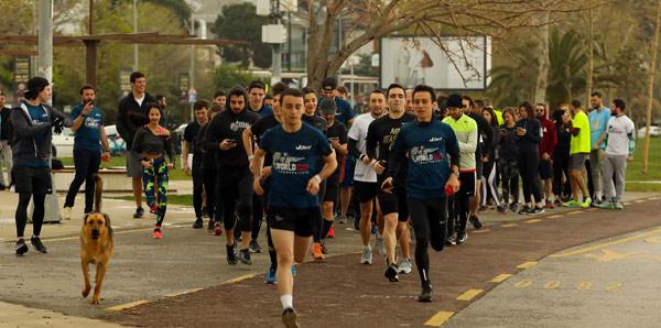 Koşamayanlar için koşacaklar