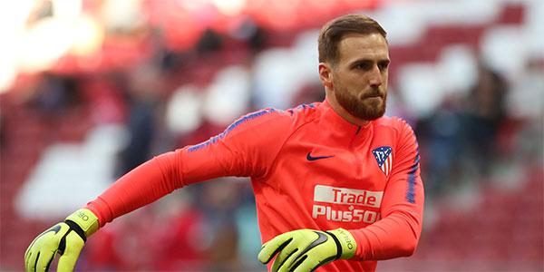 Atletico Madrid, Oblak'ın sözleşmesini uzattı
