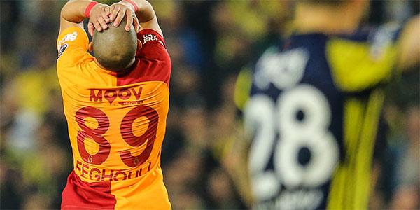 Galatasaray'dan Feghouli ve Semih açıklaması