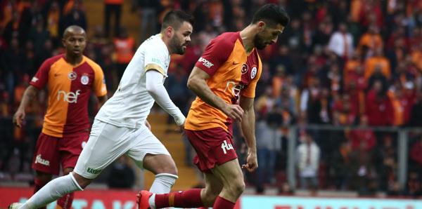 Galatasaray - Kayserispor (CANLI)