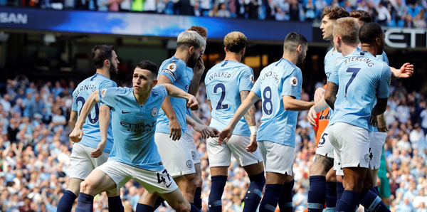 Manchester City-Tottenham: 1-0