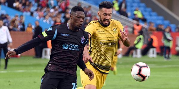 Trabzonspor-Yeni Malatyaspor (CANLI)