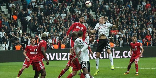 Sivasspor ile Beşiktaş 26. randevuda