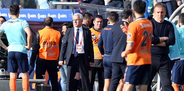 Başakşehir son 4 maçta 7 puan kaybetti