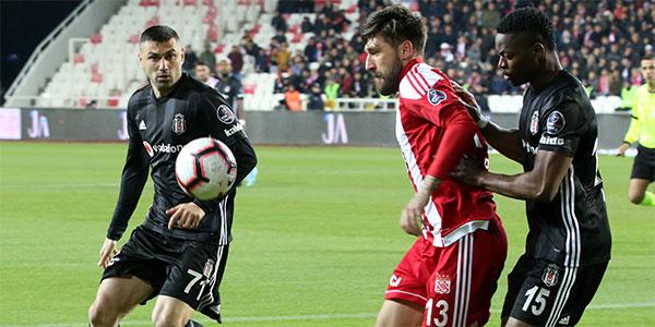 Beşiktaş şokta! İkinci gol...