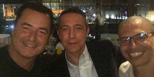 Acun Ilıcalı'dan Fenerbahçe açıklaması
