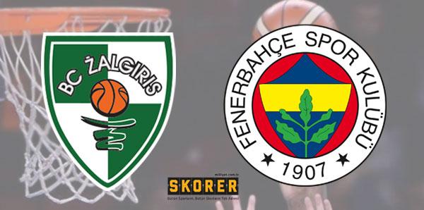 Zalgiris - Fenerbahçe Beko maçı ne zaman saat kaçta hangi kanalda? - Futbol ve Spor Haberleri