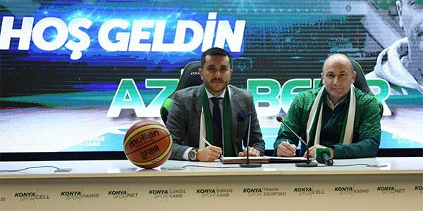 Konyaspor Basketbol'da Aziz Bekir dönemi