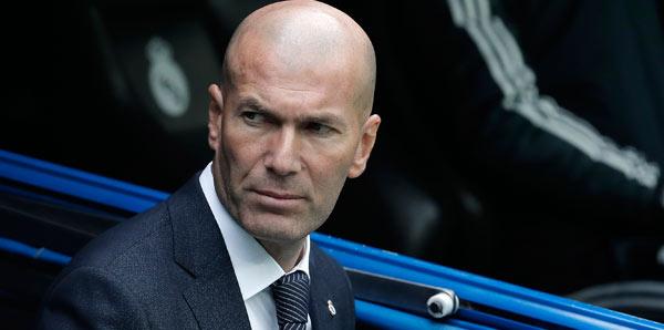 Zidane'dan Barcelona'ya kupa göndermesi!