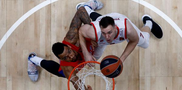 Baskonia - CSKA  Moskova: 77-84