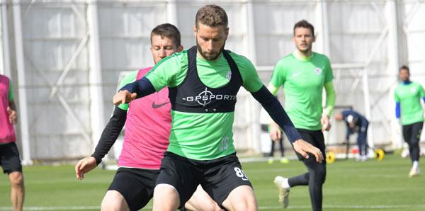 Konya'da Galatasaray öncesi 5 eksik!