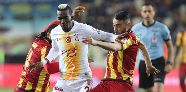 Yeni Malatyaspor-Galatasaray (CANLI)