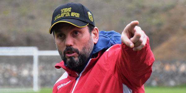 E. Yeni Malatyaspor'da Erol Bulut istifa etti!