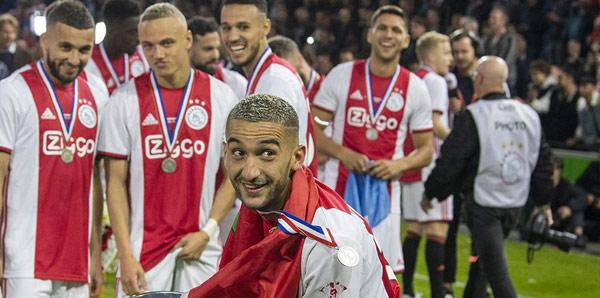 Hollanda'nın kralı Ajax!