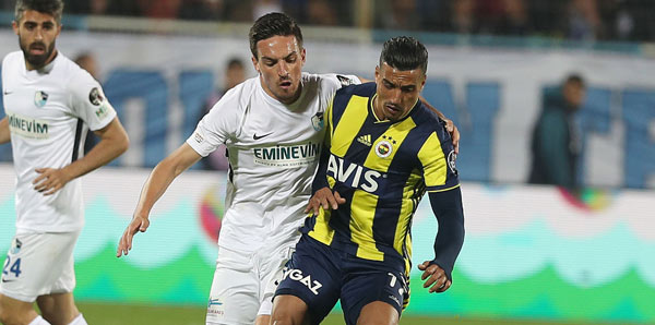 BB Erzurumspor - Fenerbahçe (CANLI)