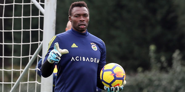 """Carlos Kameni: """"Fenerbahçe'den ayrılmak istiyorum"""""""