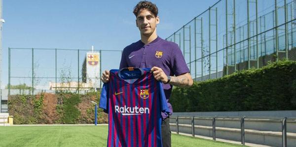 Barça'da 3 yıllık imza...
