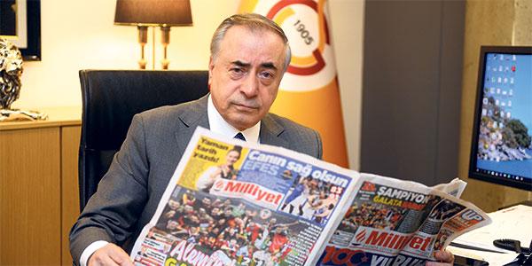 Başkan Cengiz'den Milliyet'e özel açıklamalar...