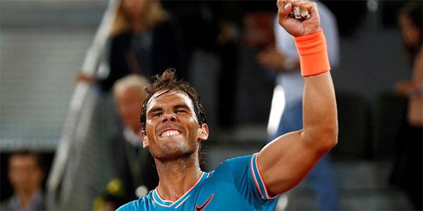 Rafael Nadal, tarihe geçmek istiyor