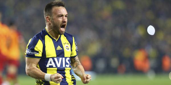 Valbuena, Fenerbahçe'ye veda etti!