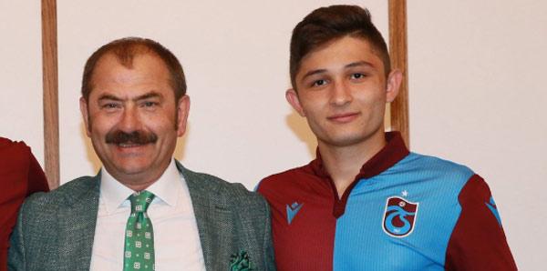 Trabzonspor'un transfer başarısı! Salih Kavrazlı...