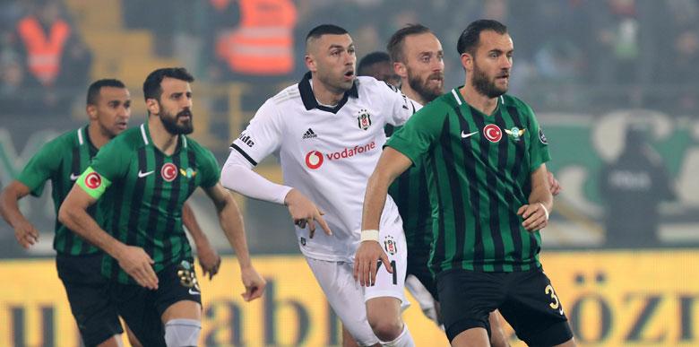 Akhisarspor-Beşiktaş maçının ardından spor yazarlarının görüşleri