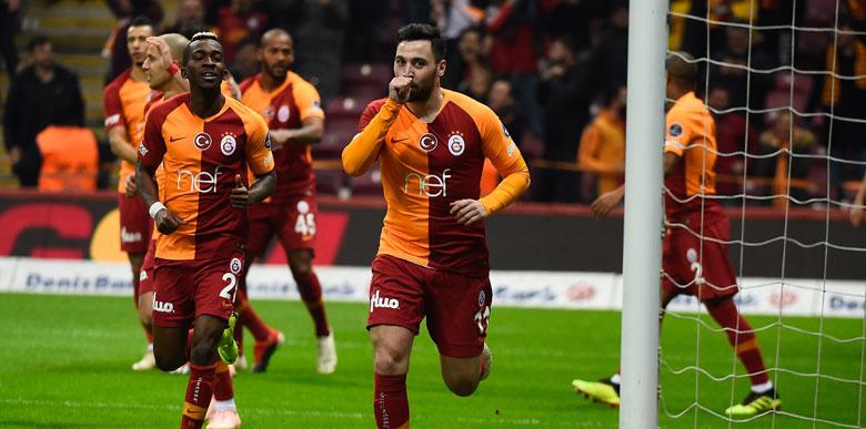 Galatasaray - MKE Ankaragücü maçından fotoğraflar