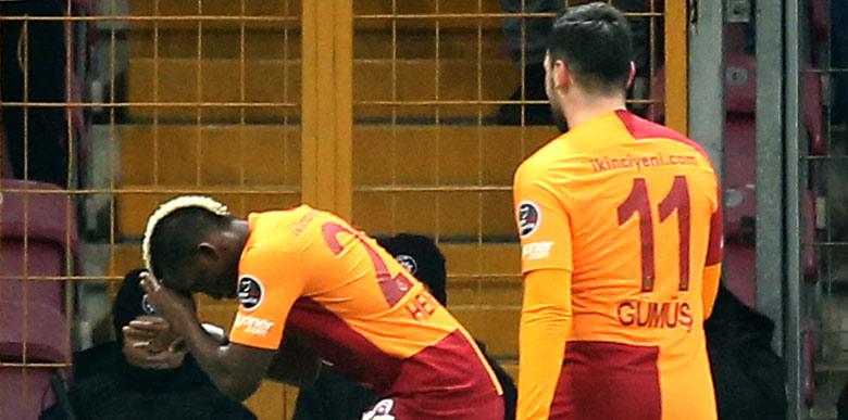 Galatasaray'dan Onyekuru ve Sinan kararı!