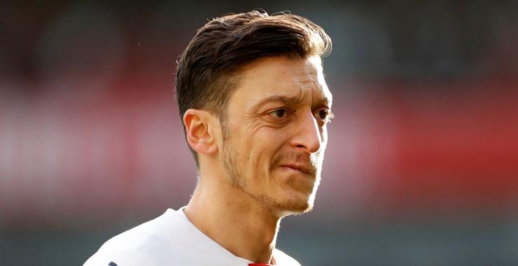 Mesut'tan Arsenal'i şoke eden cevap!
