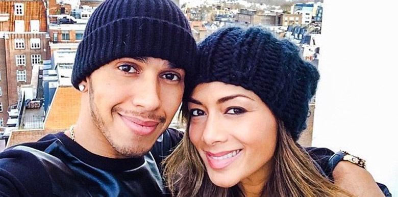 Nicole ve Lewis Hamilton'ın yatak görüntüleri internete sızdı!