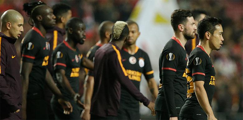 Spor yazarları Benfica-Galatasaray maçını değerlendirdi
