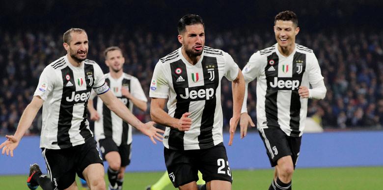 Juventus, Ronaldo tutuklanmasın diye...