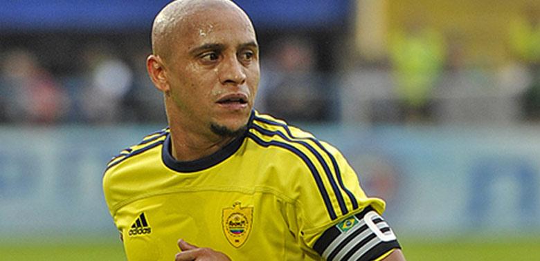 Roberto Carlos göreve!